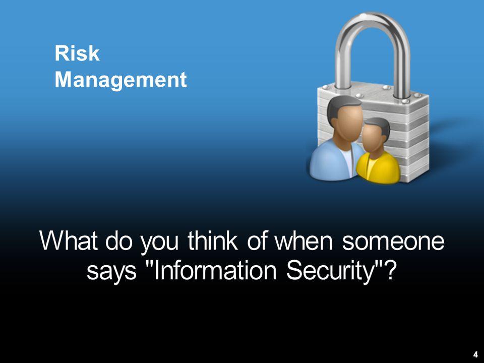 4 Risk Management