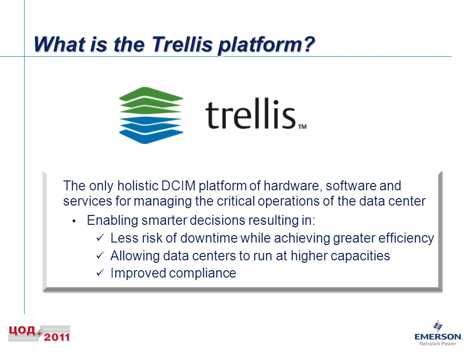What is the Trellis platform.