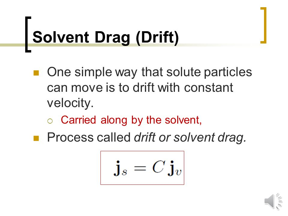 Continuity Equation: 1D Hence, Then, the continuity equation in 1D is,