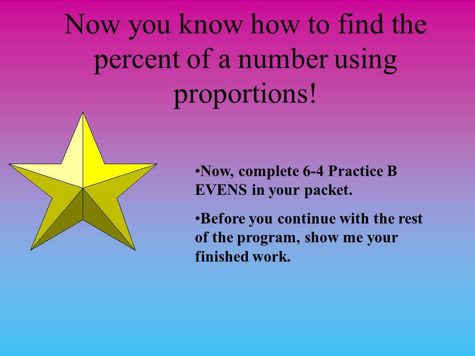 Answers! 3. 152 4. 423 5. 6 6. 4.5 7. 225 8. 11.8