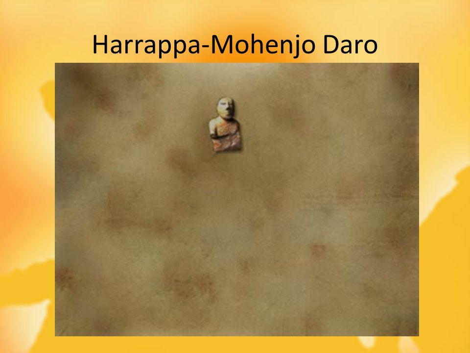 Harrappa-Mohenjo Daro