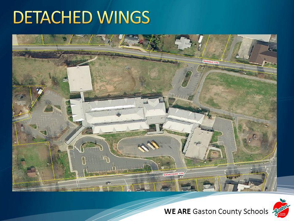WE ARE Gaston County Schools