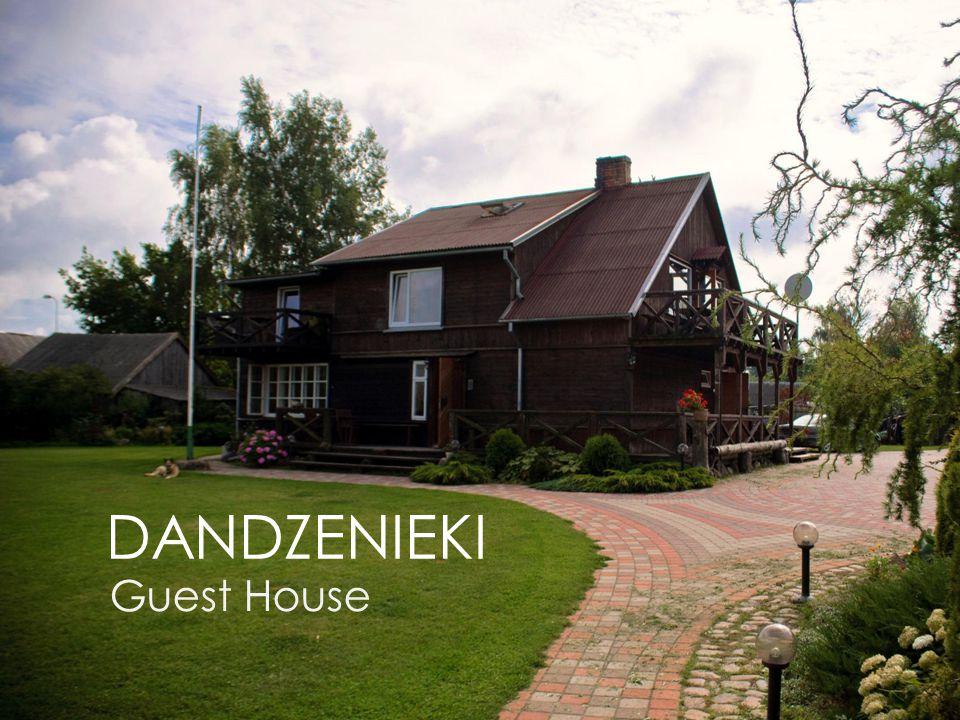 DANDZENIEKI Guest House
