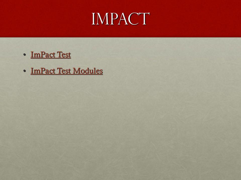 ImPACT ImPact TestImPact TestImPact TestImPact Test ImPact Test ModulesImPact Test ModulesImPact Test ModulesImPact Test Modules