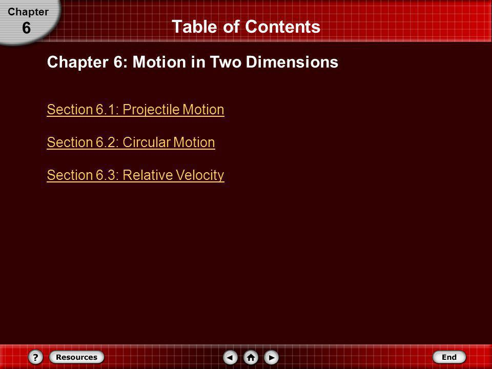 Motion in Two Dimensions Use Newtons laws and your knowledge of vectors to analyze motion in two dimensions. Solve problems dealing with projectile an