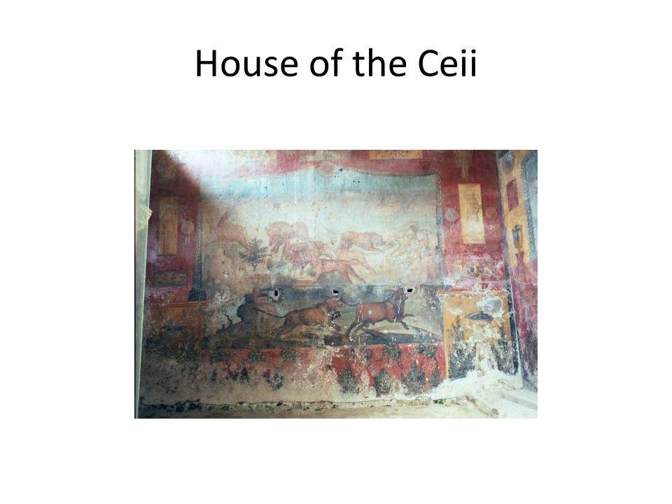 House of the Ceii