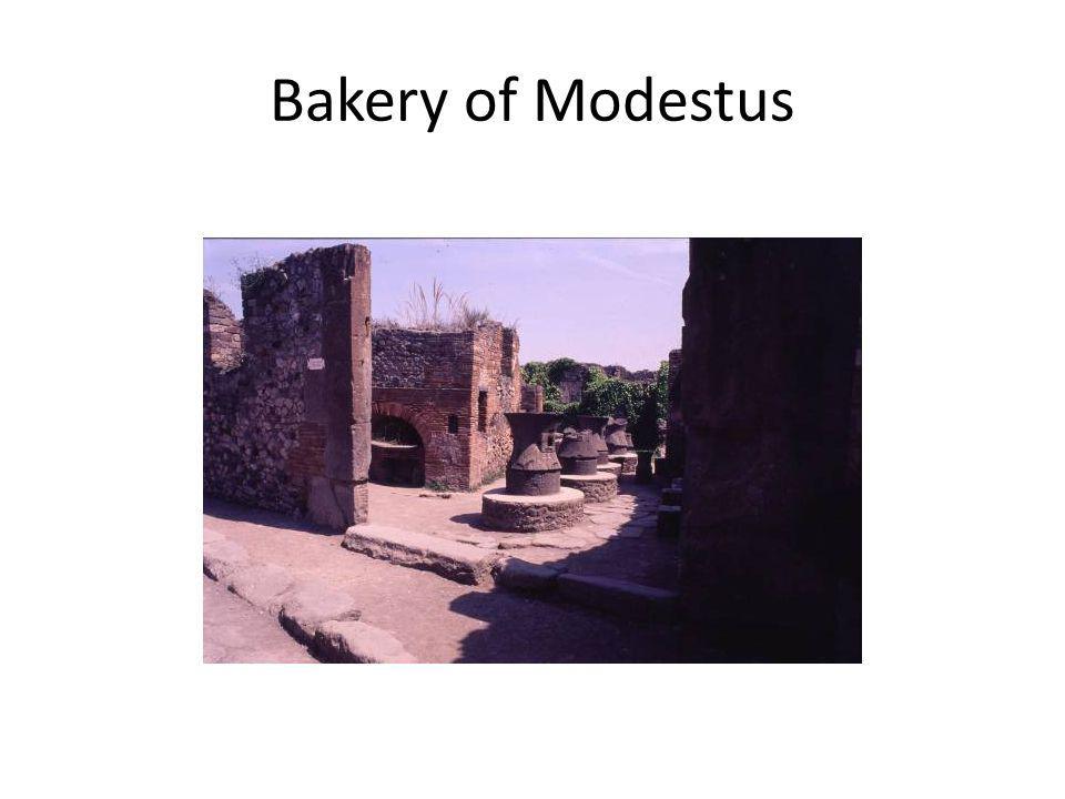 Bakery of Modestus