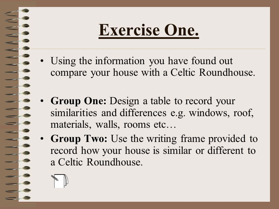 Celtic Roundhouse. Look at this Celtic Roundhouse. Are you able to label different parts of the house?