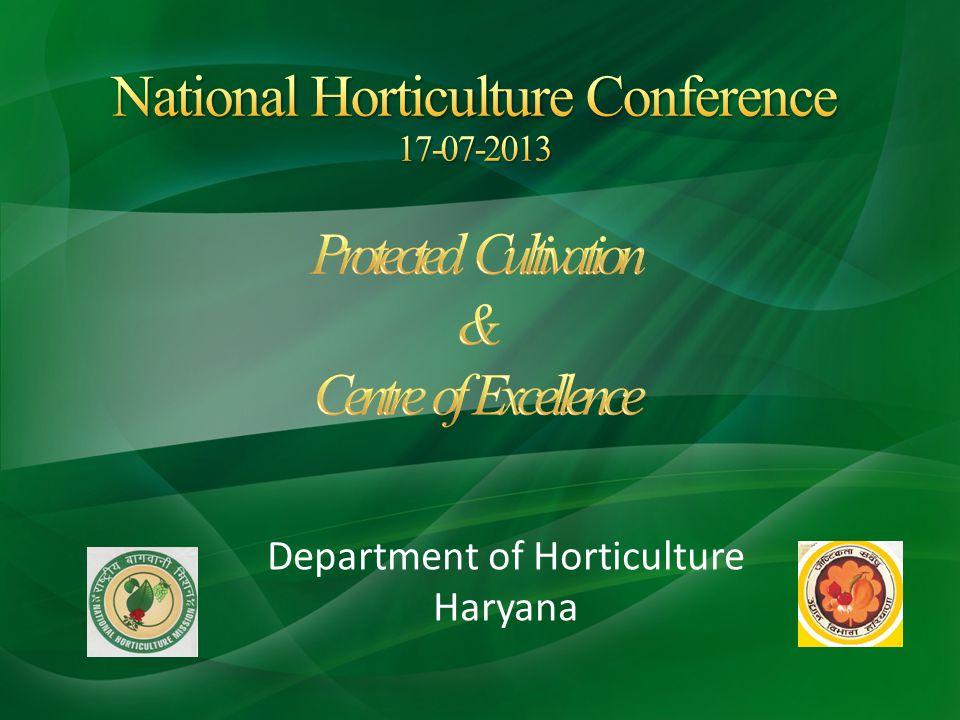 Department of Horticulture Haryana