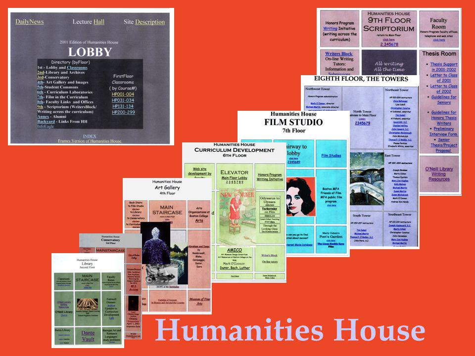 Humanities House