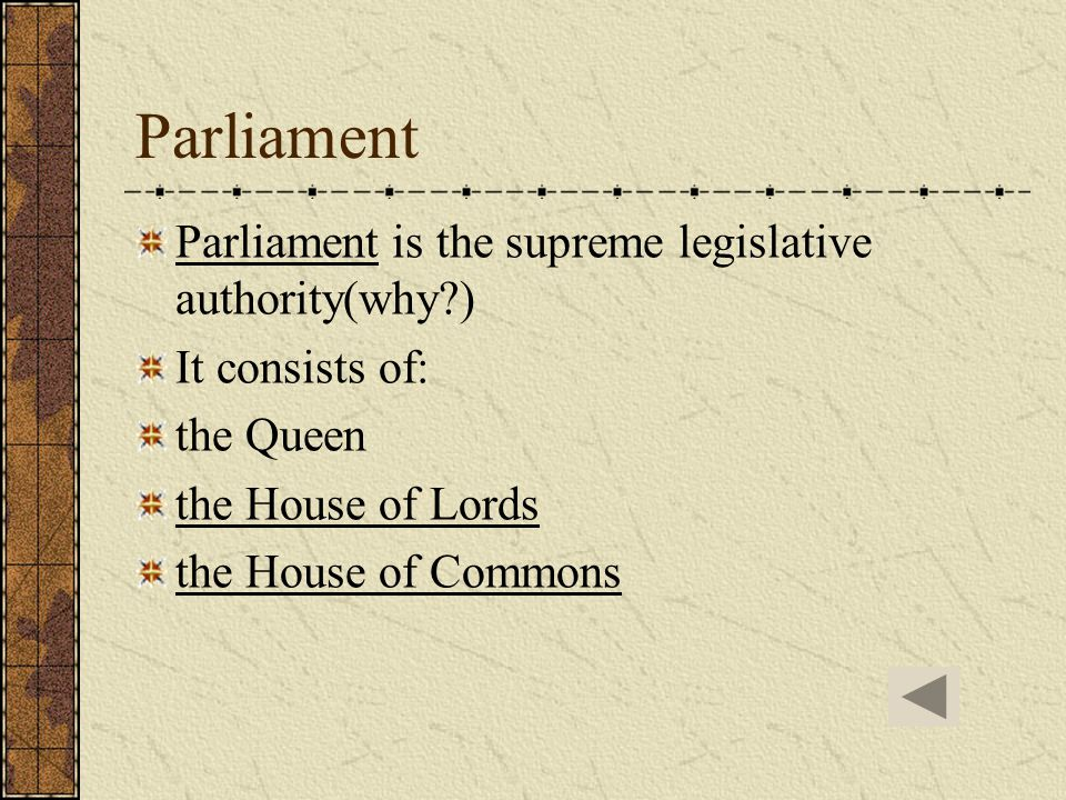 Parliament Functions: 1. passes laws; 2. provides the means of carrying on the work of government by voting for taxation; 3. scrutinises government po