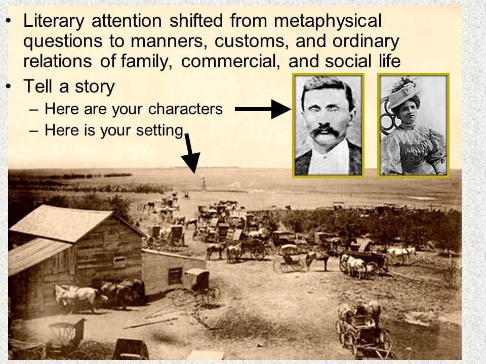 The dreadful drama of the Civil War Exposed more human limitations due to casualties, assassination, etc.