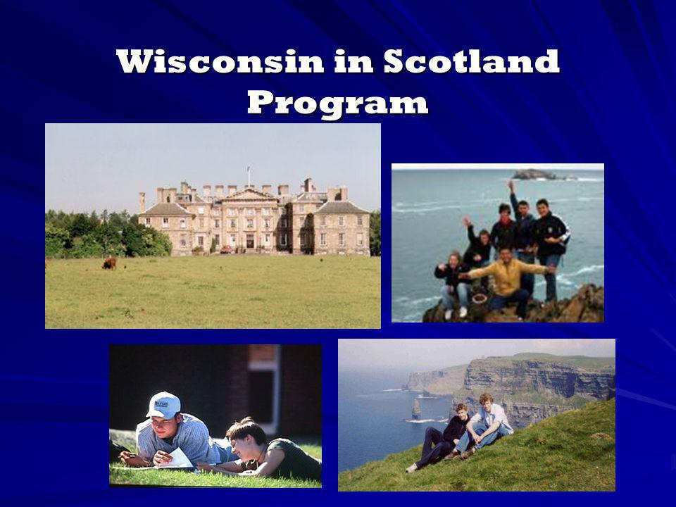 What is Wisconsin in Scotland.
