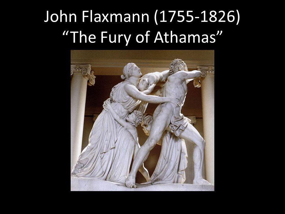 John Flaxmann (1755-1826) The Fury of Athamas