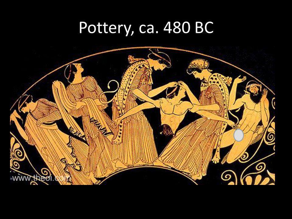 Pottery, ca. 480 BC