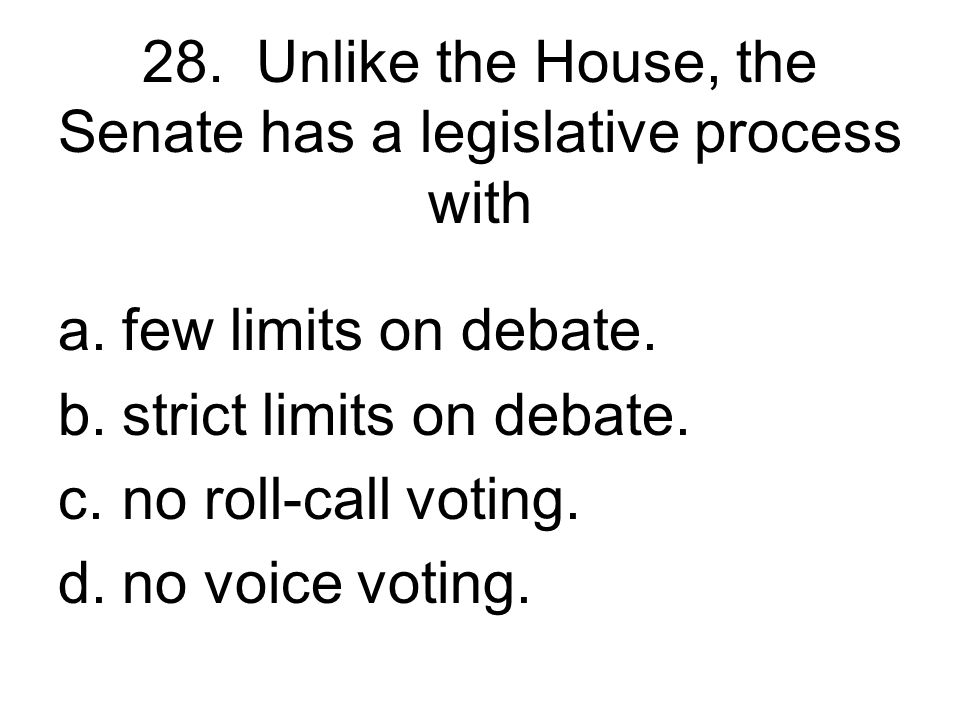 27. Committee chairpersons usually are chosen a.by the presiding officers. b.by the whips. c.on the basis of ability. d.on the basis of seniority.