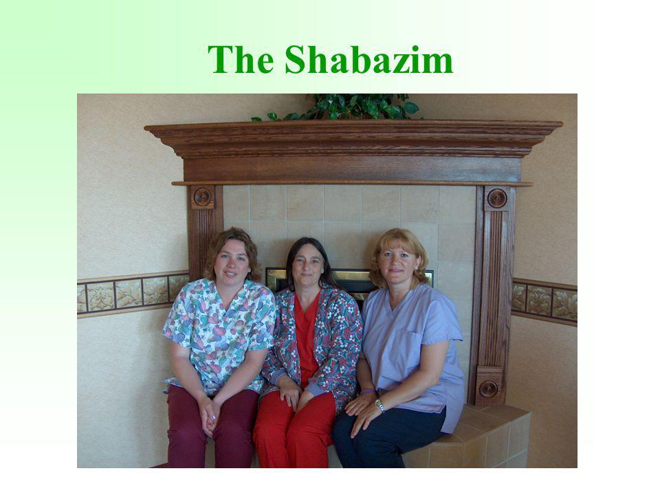 The Shabazim