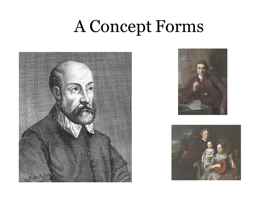A Concept Forms