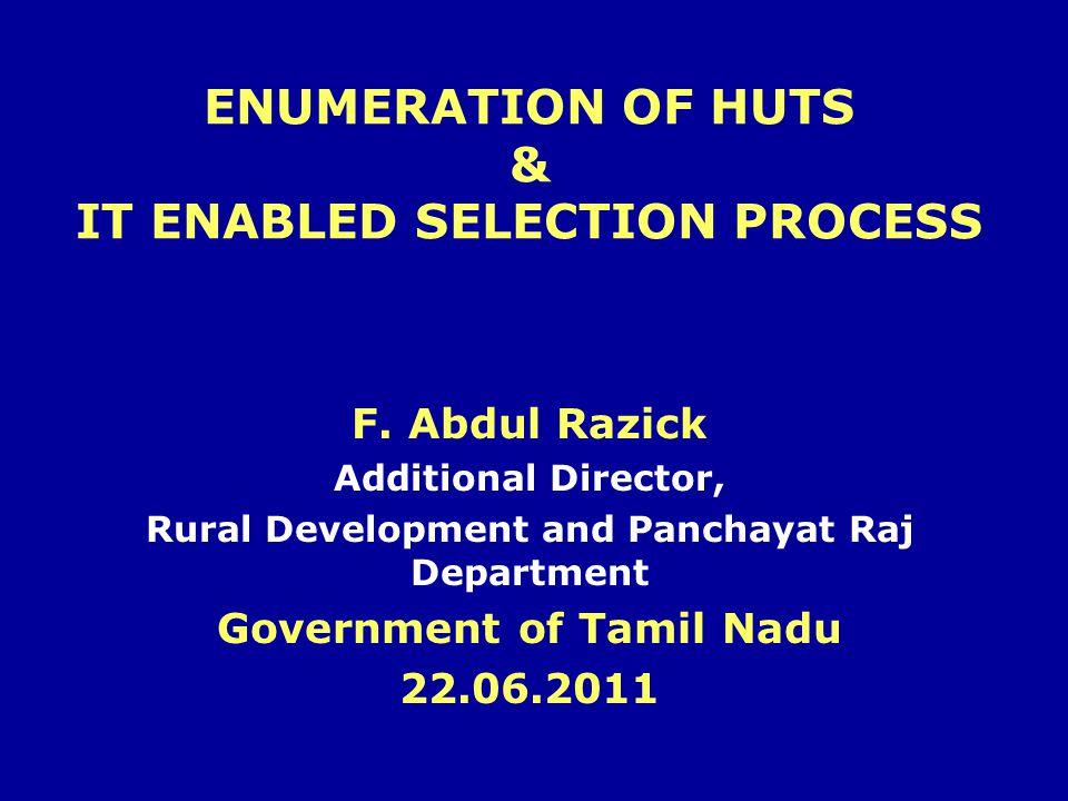Enumeration Results No.
