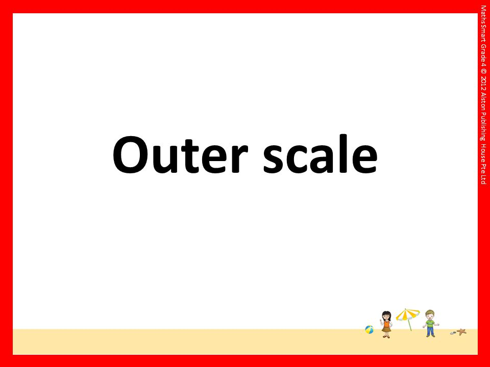 Outer scale