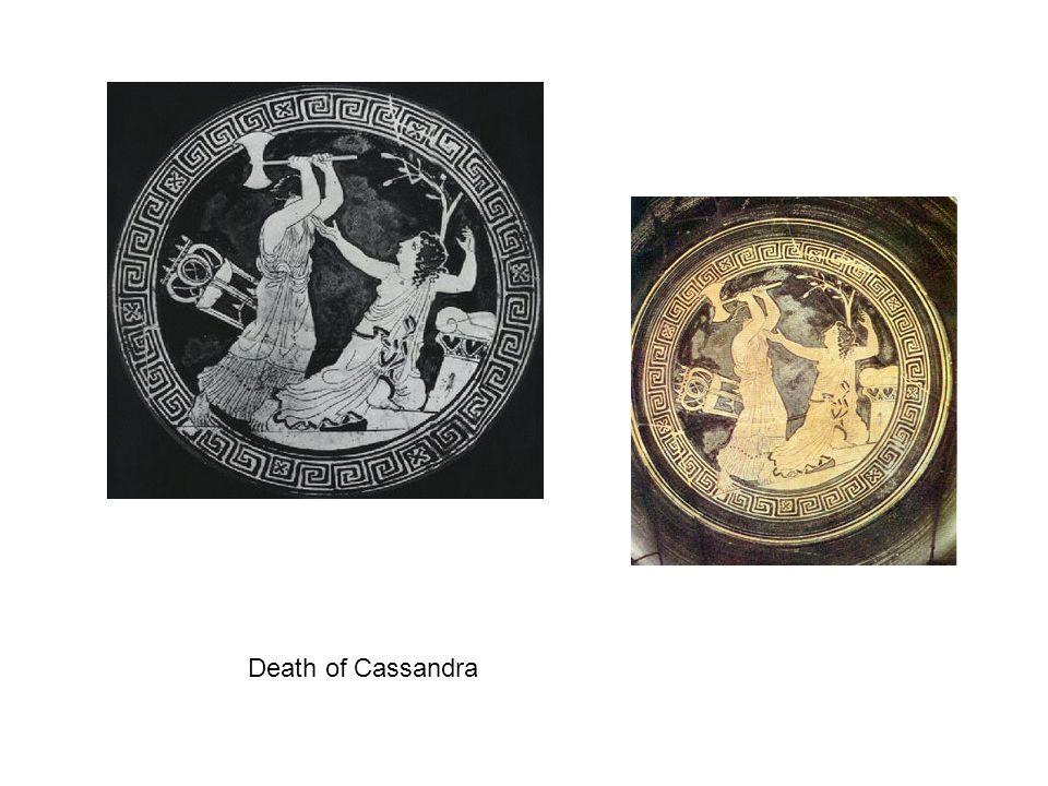 Death of Cassandra