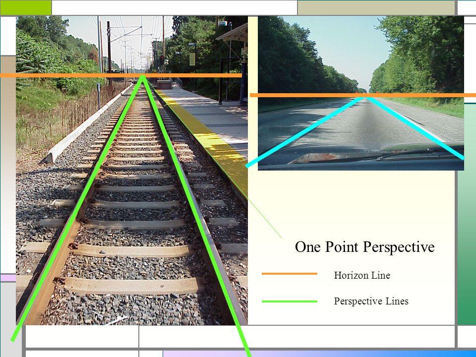 Horizon Line Perspective Lines