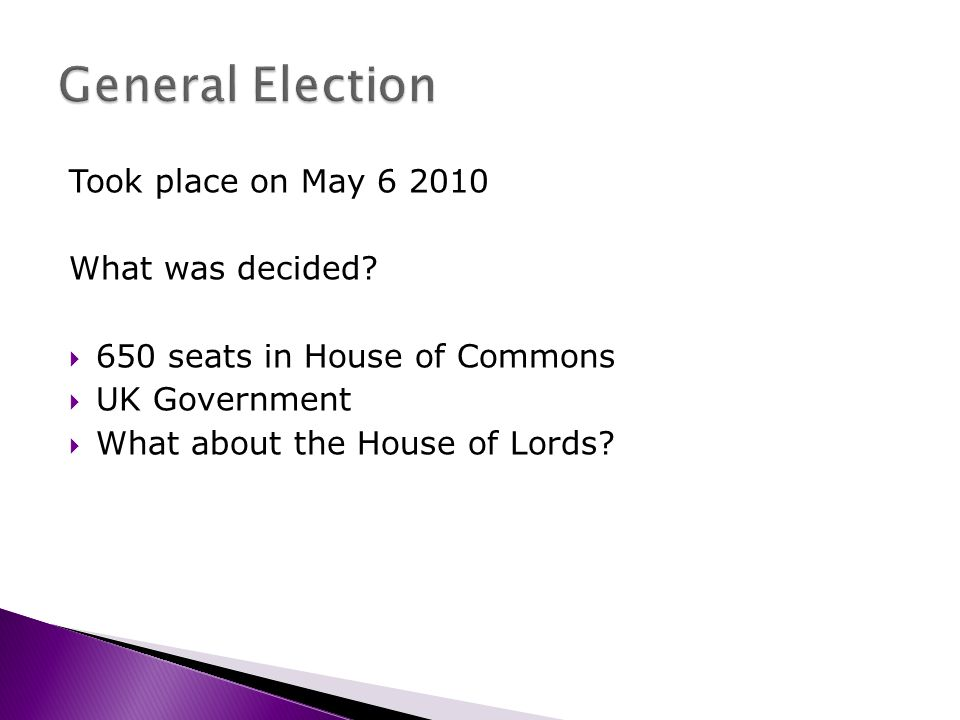 The party, or parties, that can command a majority of seats in the House of Commons forms the Government The Government runs public departments i.e.