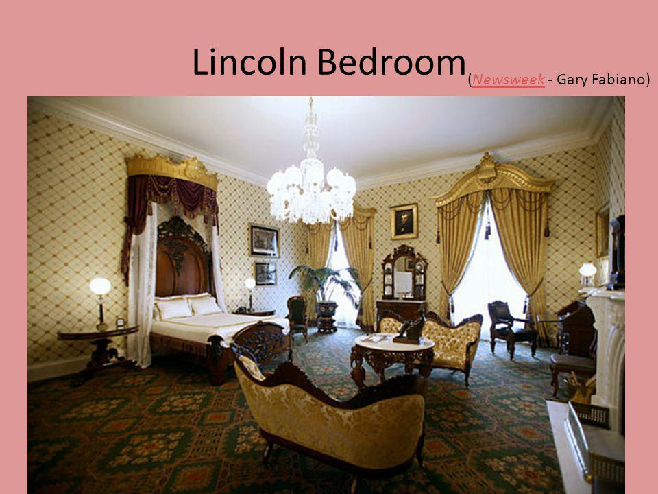 Lincoln Bedroom (Newsweek - Gary Fabiano)Newsweek