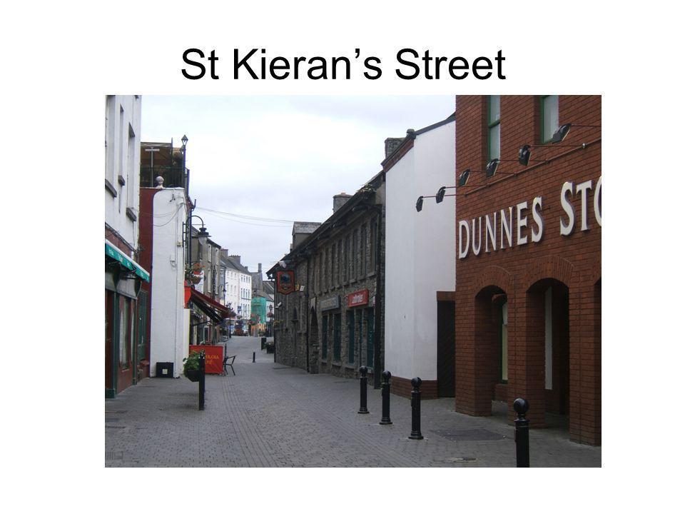 St Kierans Street
