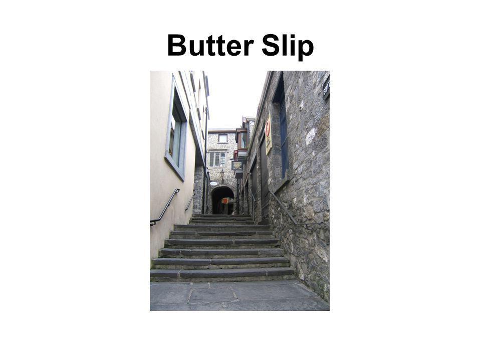 Butter Slip