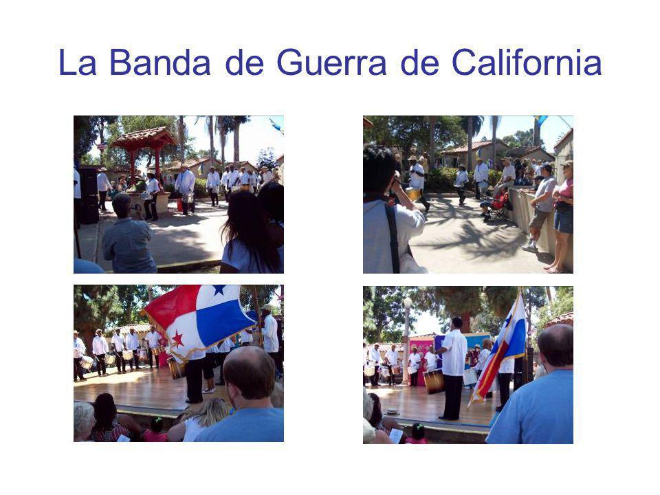 La Banda de Guerra de California