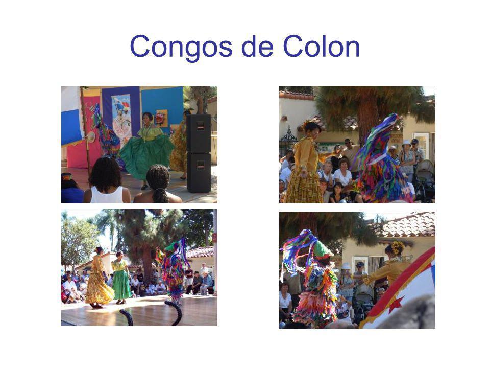 Congos de Colon