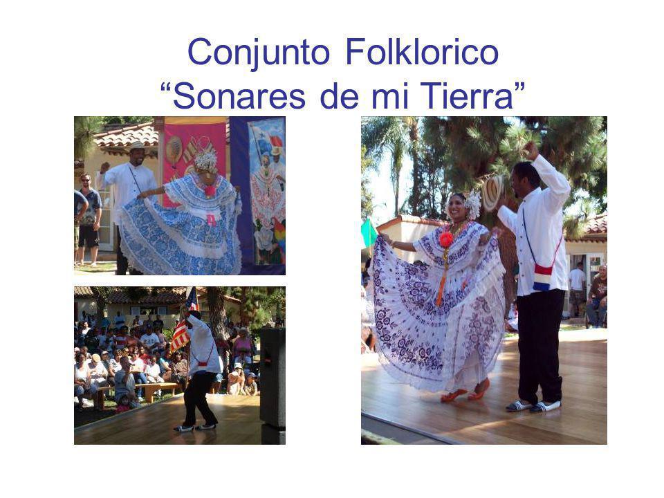 Conjunto Folklorico Sonares de mi Tierra