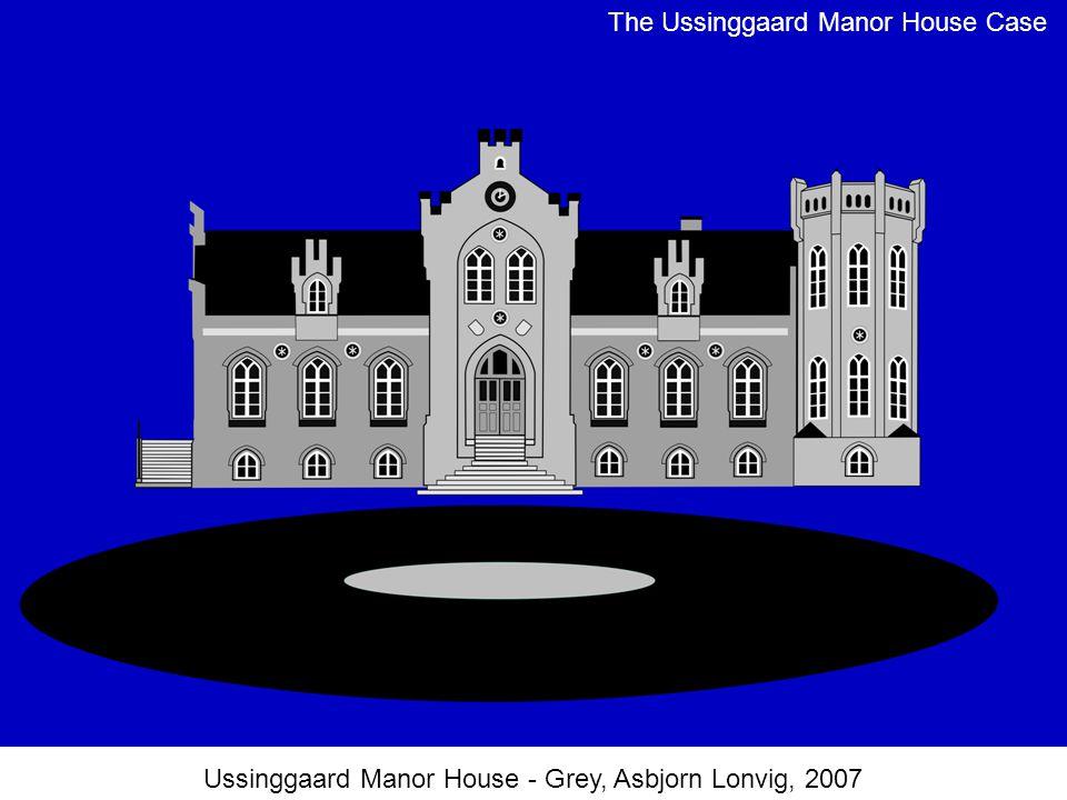 Ussinggaard Manor House - Grey, Asbjorn Lonvig, 2007 The Ussinggaard Manor House Case