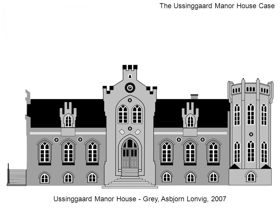 Ussinggaard Manor House - Grey, Asbjorn Lonvig, 2007