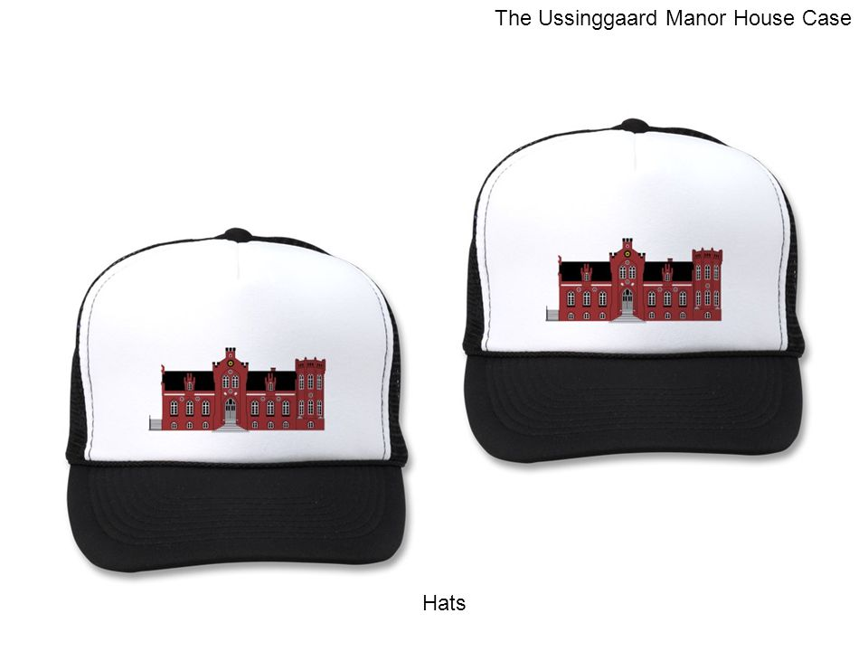 Hats The Ussinggaard Manor House Case