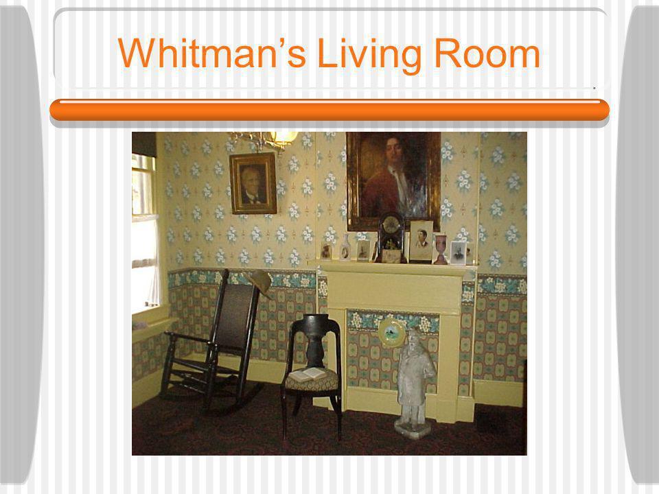 Whitmans Living Room
