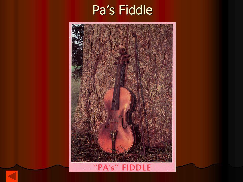 Pas Fiddle