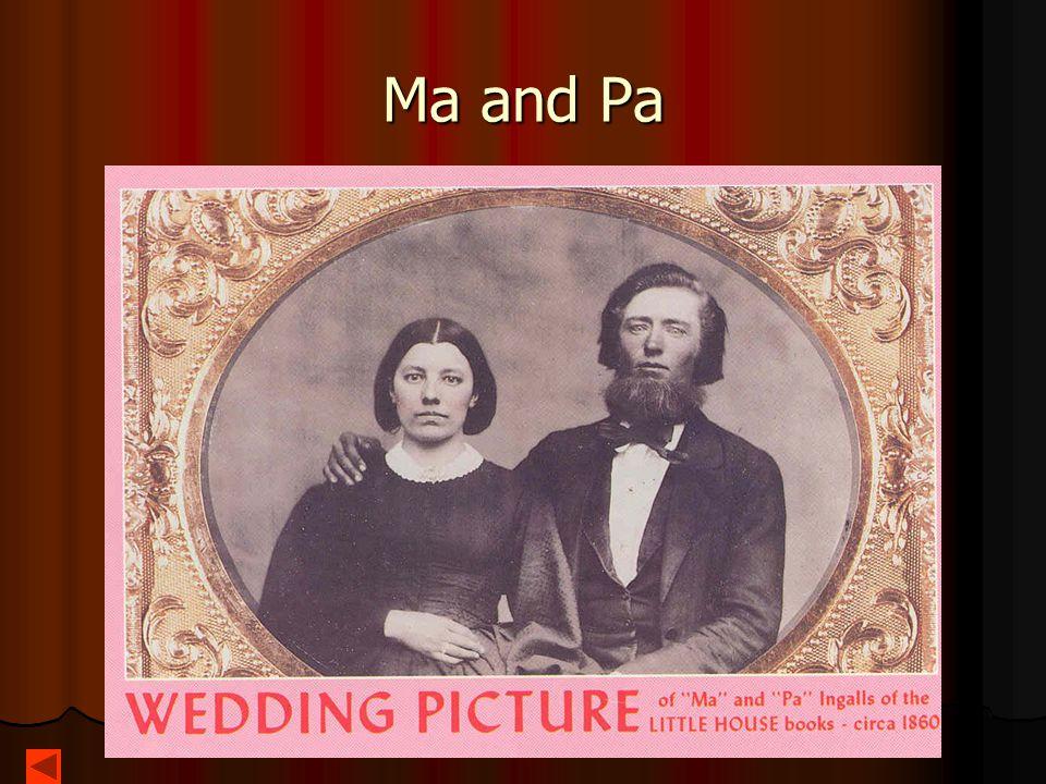 Ma and Pa