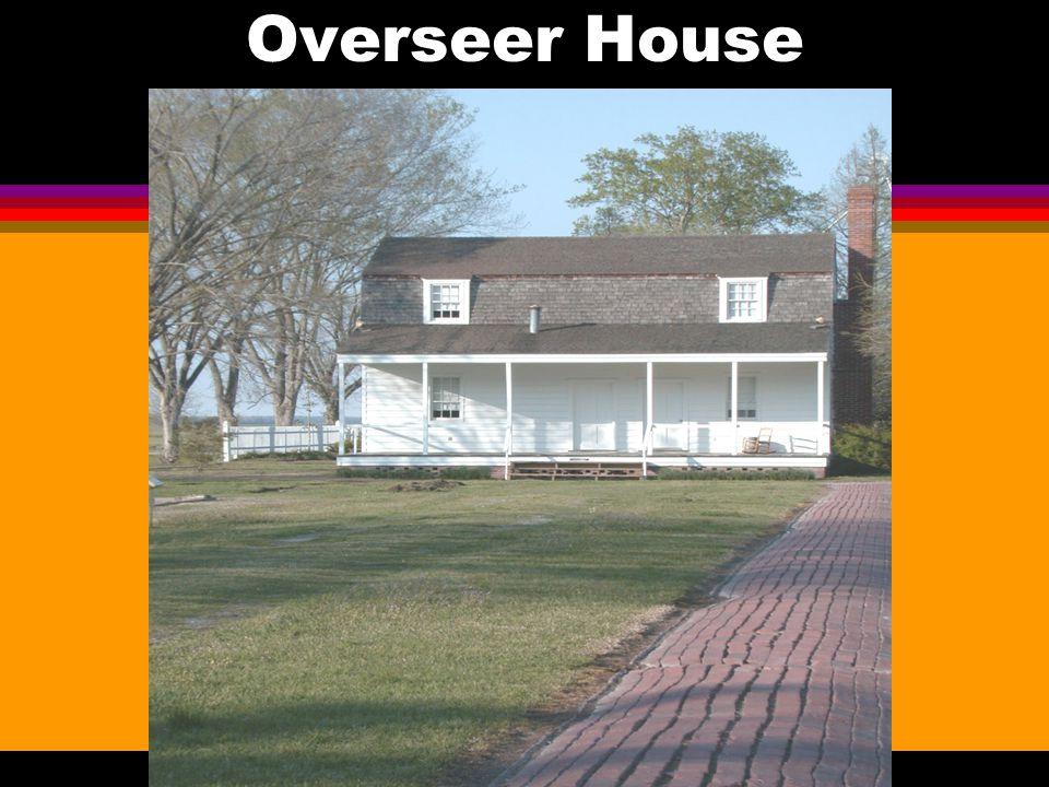 Overseer House