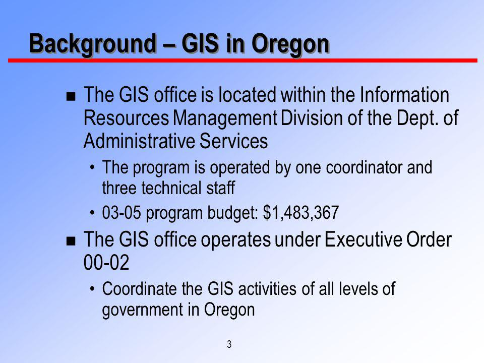 4 What is GIS? Why is it Needed?