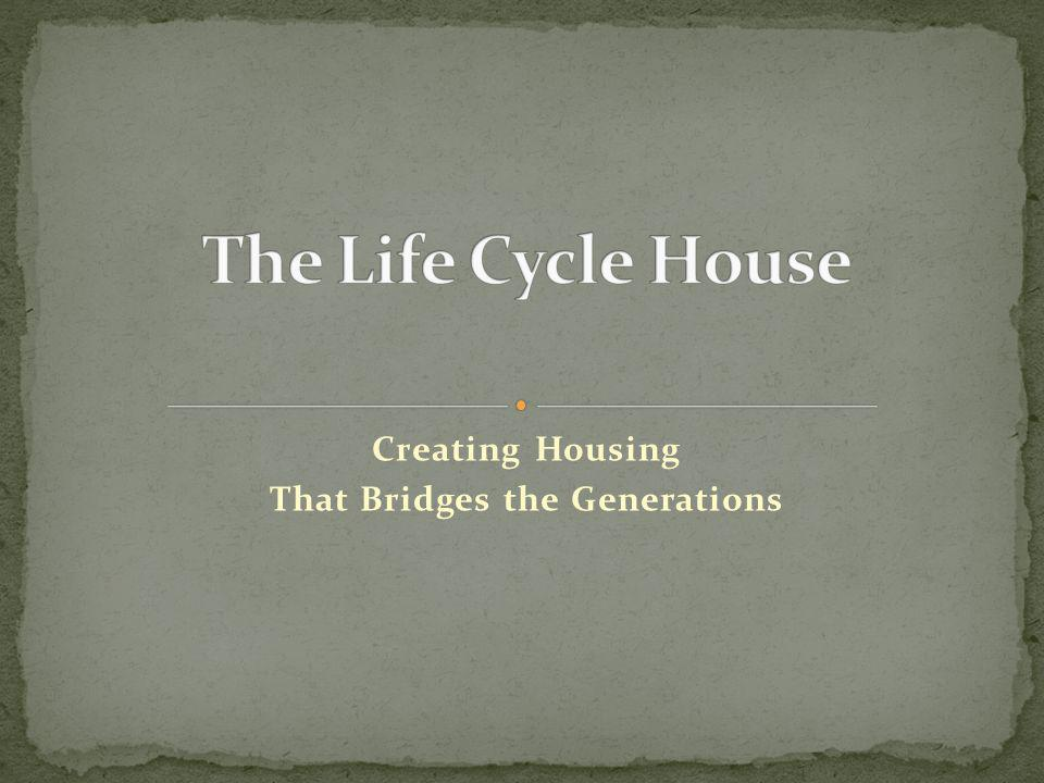 Creating Housing That Bridges the Generations