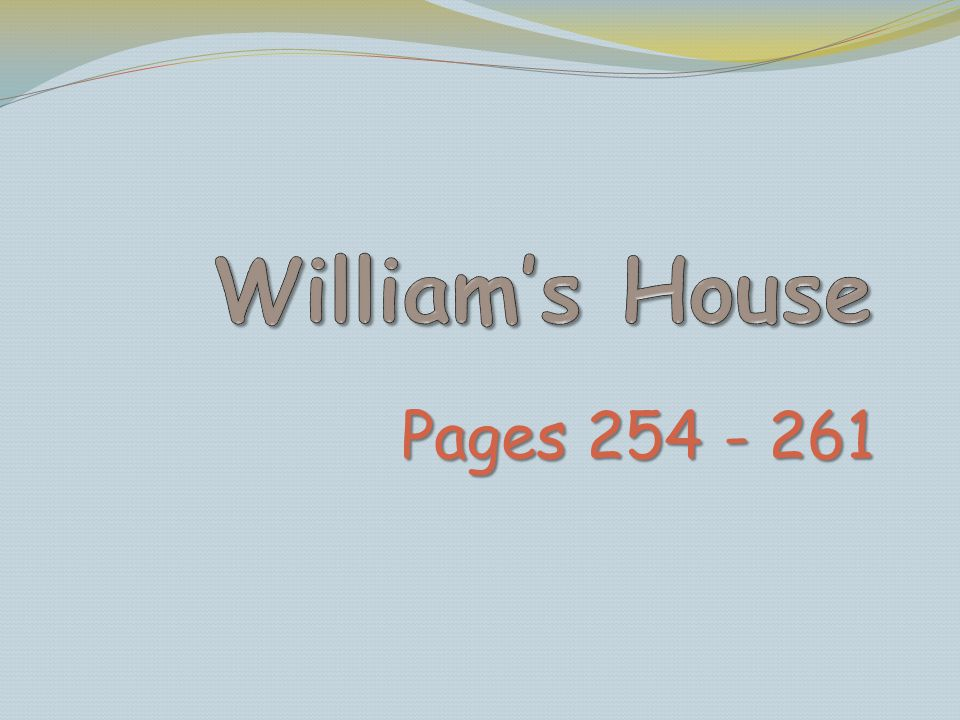 Pages 254 - 261