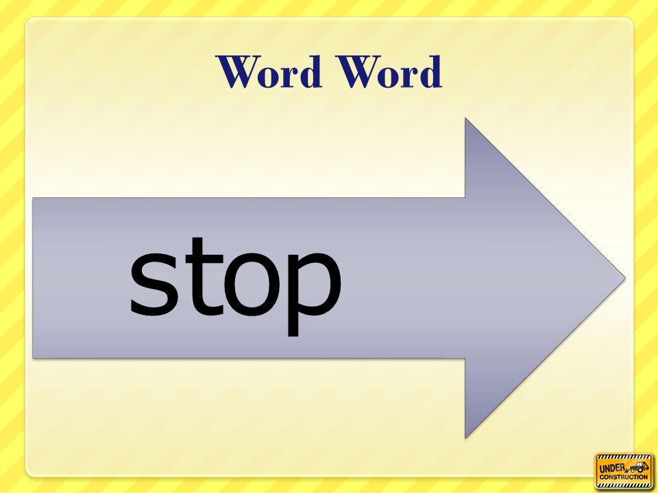 Word post