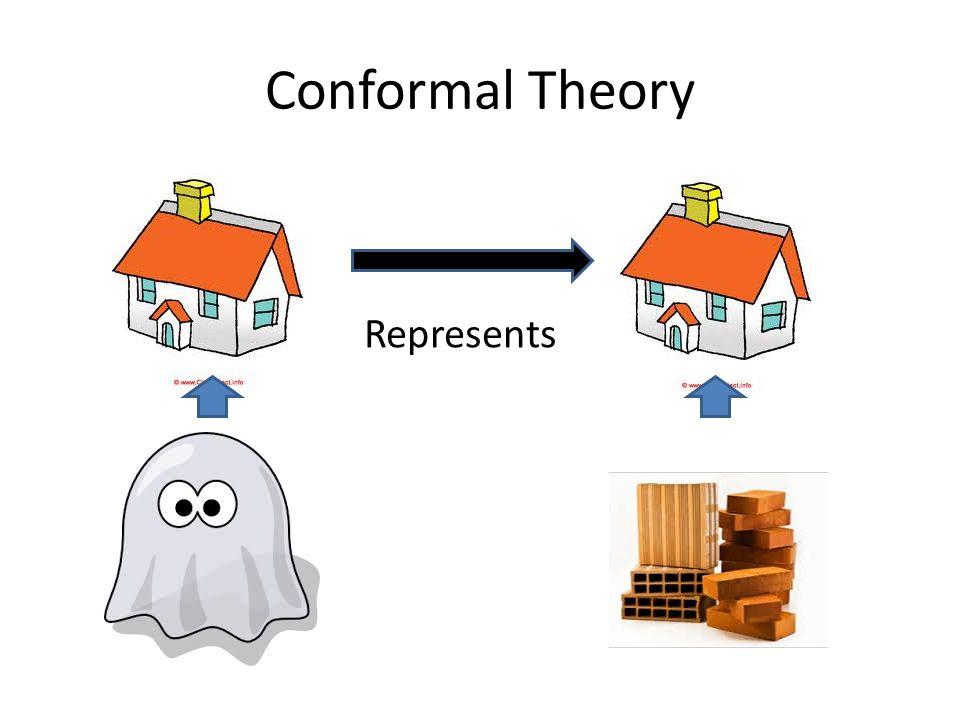 Conformal Theory Represents