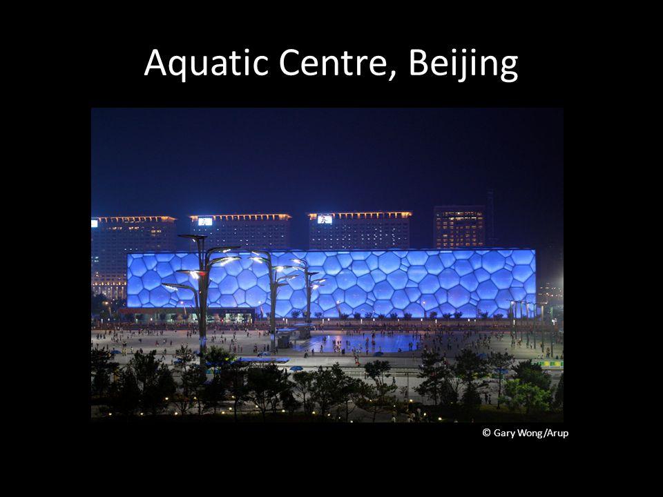 Aquatic Centre, Beijing © Gary Wong/Arup