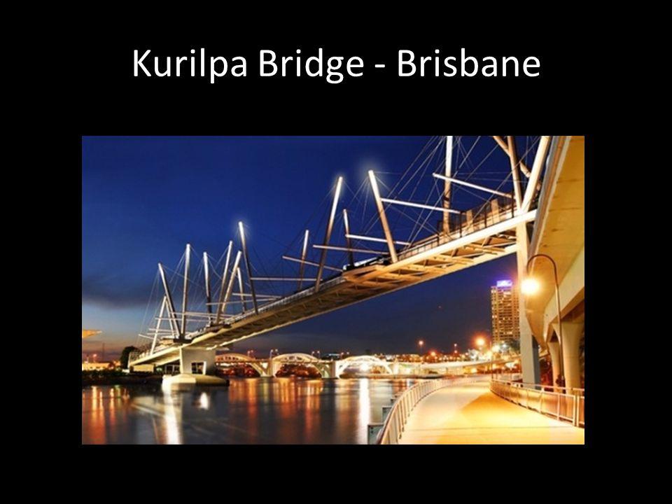 Kurilpa Bridge - Brisbane