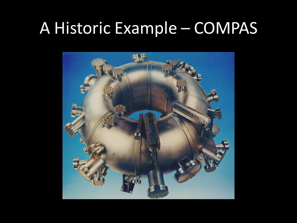 A Historic Example – COMPAS