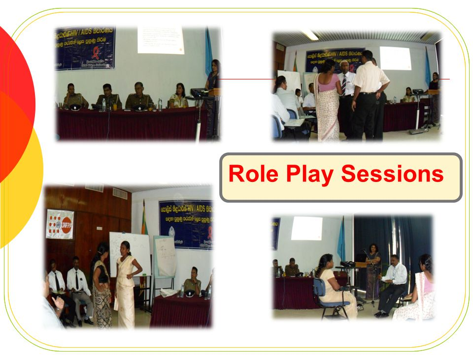 Role Play Sessions