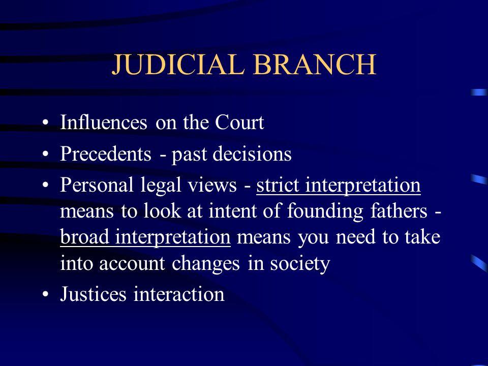 Civil Cases - sue, divorce, contracts, any case that does not involve a crime Criminal Cases - commit a crime Defendant - the person on trial Plaintif